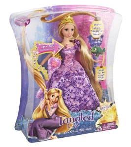 Holiday Guide: Disney Princess Sing & Glow Rapunzel {Review}