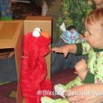 Gage & Elmo