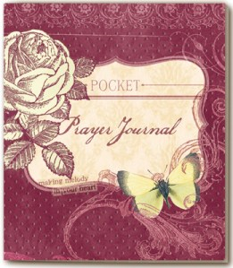 Do You Keep a Prayer Journal?