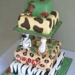Love this jungle cake