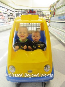 Parenting Advice: Grocery Shopping with Kids