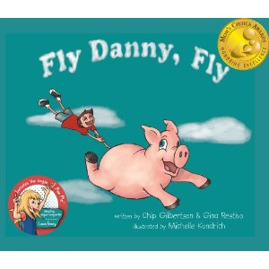 Fly Danny, Fly! {Book Review – Ends 4/27}