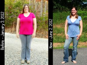 How I Lost 40 Pounds in 6 Months
