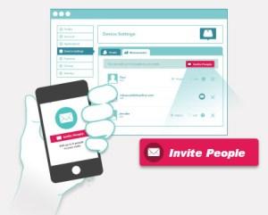 fitbit invites