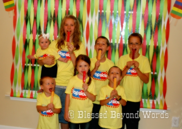 We love Popsicle!!