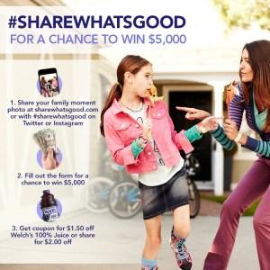 @Welchs #Sharewhatsgood Photo Contest #Sponsored #MC