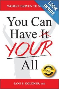 Women Driven to Success: You Can Have YOUR All #Book #Sponsored