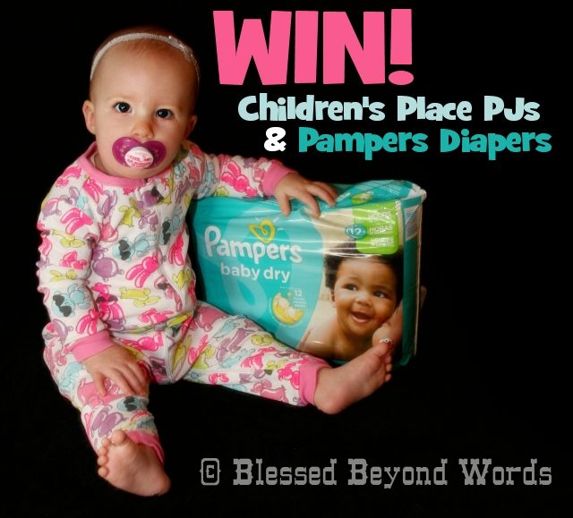 Win Pampers and Pajamas