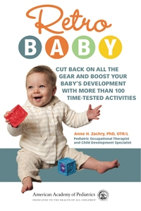 Retro Baby #Book #Review #Sponsored