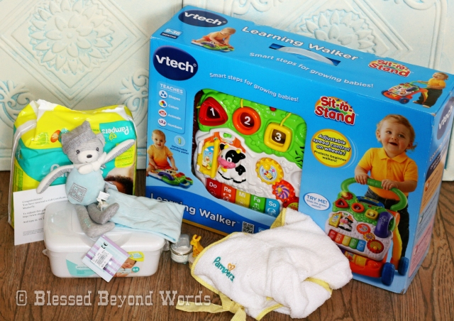 Pampers Firsts Package