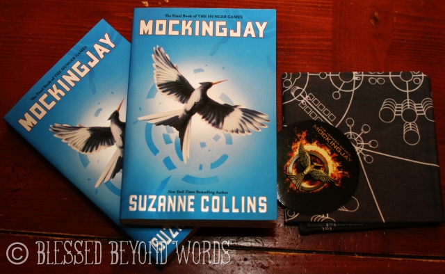 mockingjay book club