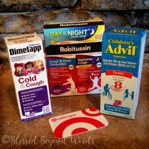 #Spon: #SickJustGotReal – Beat Cold & Flu Season with Pfizer Pediatric Products @Target #Giveaway