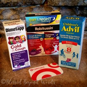 #Spon: #SickJustGotReal – Beat Cold & Flu Season with Pfizer Pediatric Products @Target #Giveaway