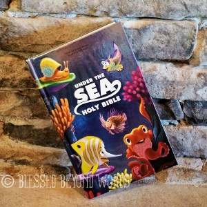 #Spon: #FlyBy Presents the #UndertheSea Bible for Kids