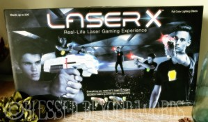 #Spon: #LaserX Real-Life Gaming Experience #Review #Giveaway @LaserX_game