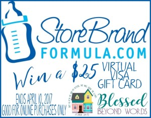 #Ad: Enter the #ShareYourFormula Sweepstakes #Giveaway