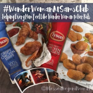#Ad: #WonderWomanAtSamsClub Makes Every Mom Feel Like Wonder Woman @ClubTyson @SheSpeaksUp