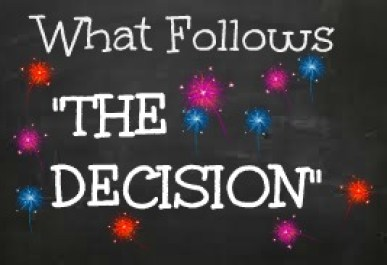 what follows the decision shot 2