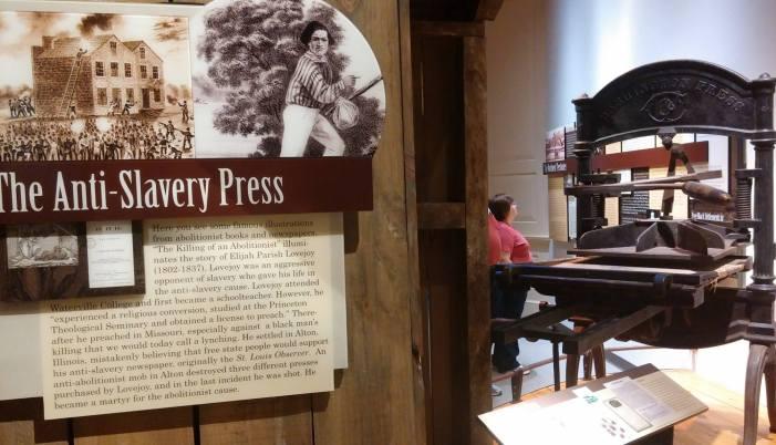 anti slavery press