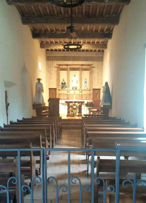 san jose mission church service nov 2015