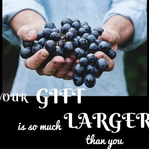 gift is larger than you 2