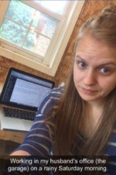 blogger; why I blog