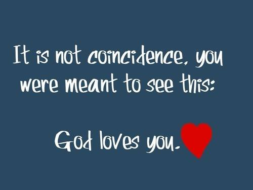 Image result for God loves you