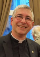 Image of Fr. Paul Cracknell, Parish Priest