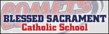 Link to The Blessed Sacrament School Website