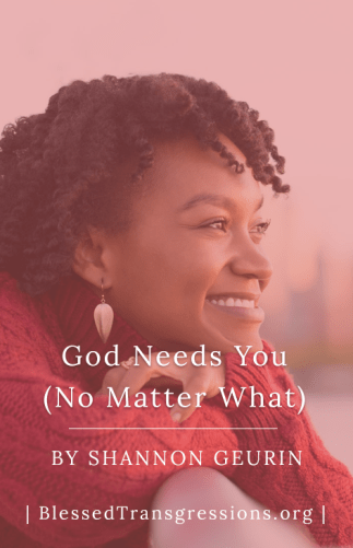 God Sees You No Matter What