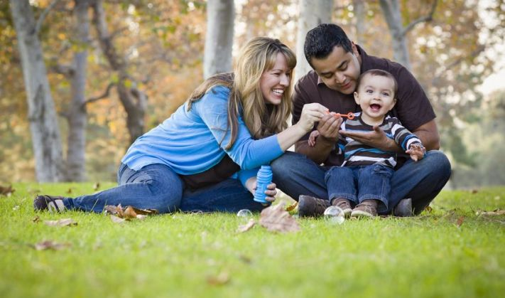 Motherhood: Strengthening Self Control