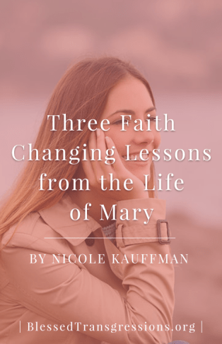 Lessons from Mary