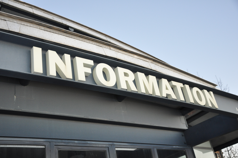 the relevance of information