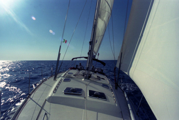 Wind And Sails In Life And Leadership