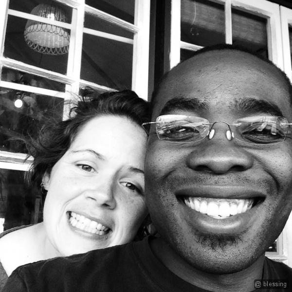 Ingrid and I [Photo]