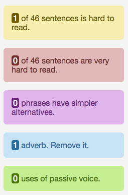 What To Do With That Adverb