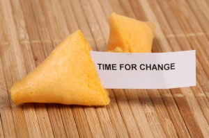 Time For Change