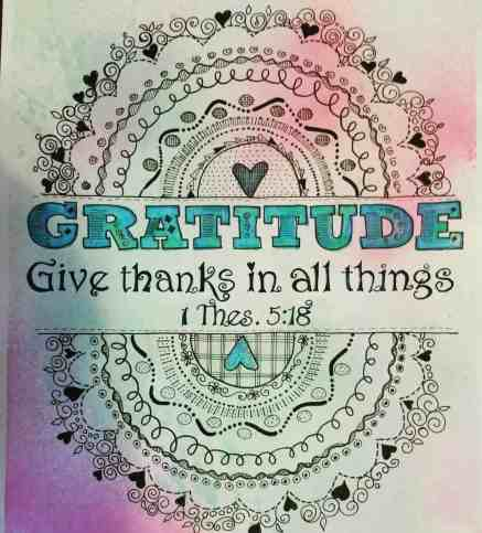 Having a thankful heart today. #365Gratitudes #blessinks #grateful