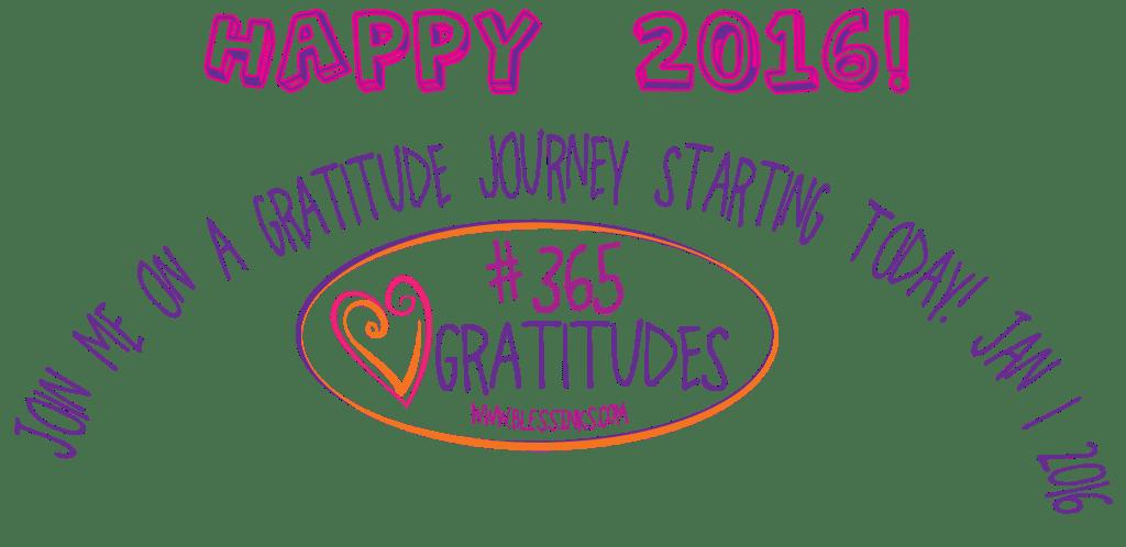 2016 365gratitudes