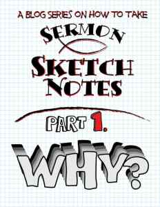 How to Sermon Sketchnote Part 1