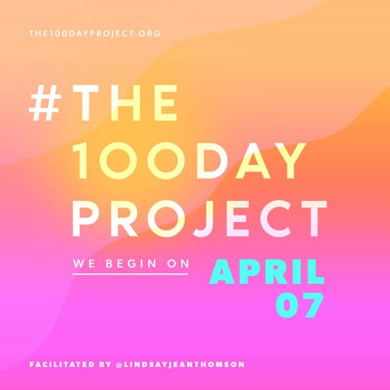 The 100 Day Proejct