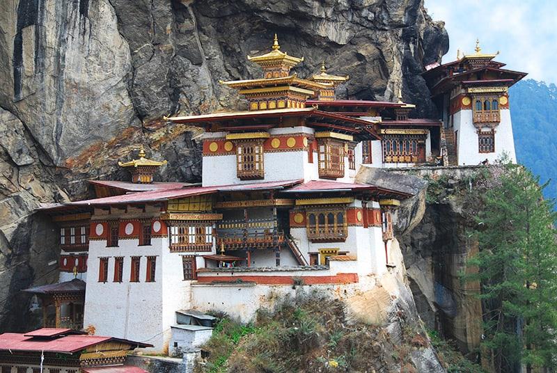 Bhutan Castle