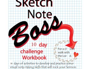 10 day sketchnote challenge