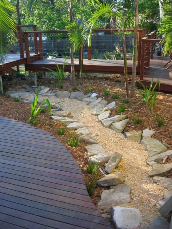 diy dry creek bed design and projects
