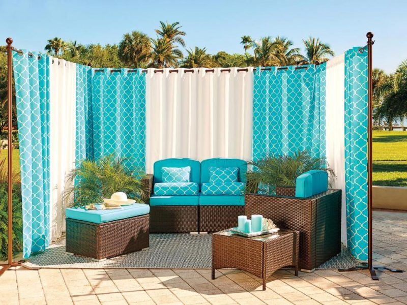 12 Ways To Add Privacy To Your Patio