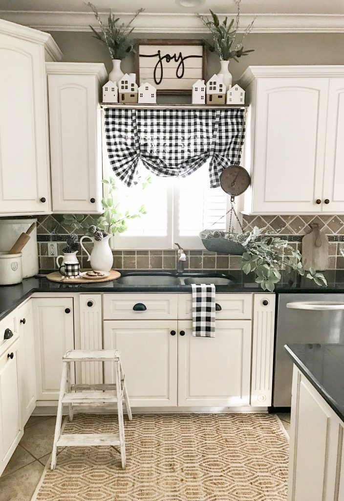 Neutral Decor Ideas With JOANN- Christmas Kitchen   Bless ...