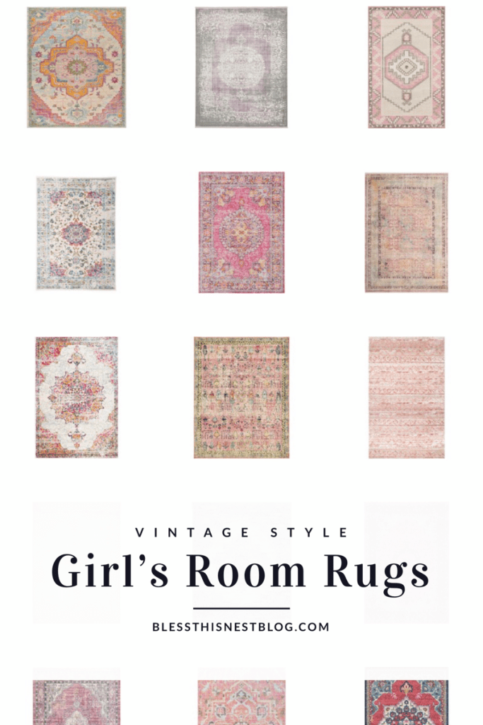 girl rug roundup blog banner