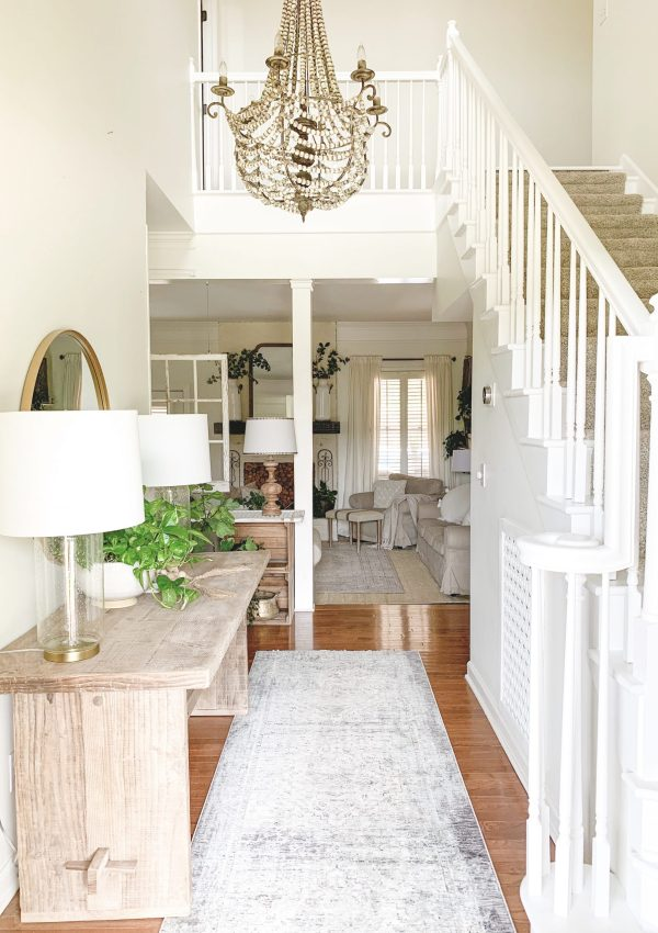 My Tips For Painting Your Staircase White