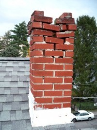 Chimney Repairs - Spartanburg SC, Greenville SC - Blue Sky