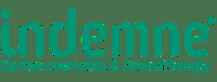 """logo de la marque """"Indemne"""" (Dermo-cosmétique & Aroma-thérapie)"""
